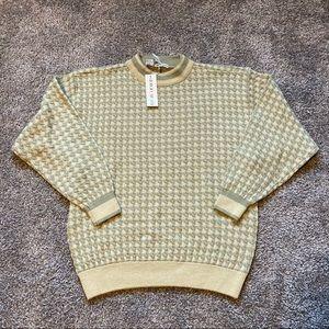 GIORGIO ARMANI Wool & Alpaca Vintage Sweater Sz XL